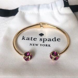 Kate Spade Lady Marmalade Cuff Bracelet